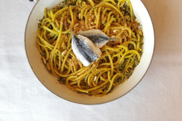 Pasta con le sarde la ricetta tradizionale semplice da preparare - Ricette cucina fanpage ...