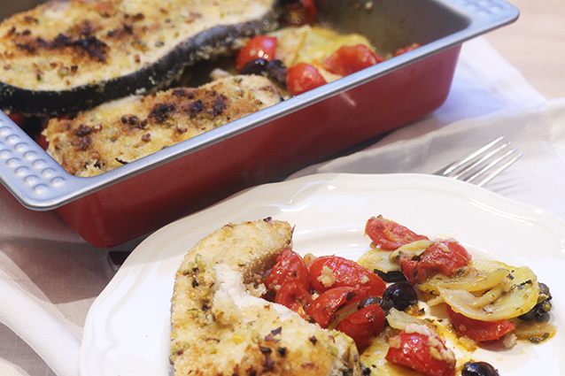 Pesce spada al forno la ricetta per cucinarlo rapidamente - Cucina fanpage secondi piatti ...