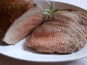 Roast beef all 39 inglese la ricetta per prepararlo in modo for Cucinare 8n inglese