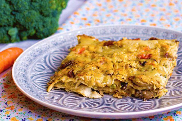 Tasche di lasagna ecco come preparare delle gustose monoporzioni - Cucina fan page ...