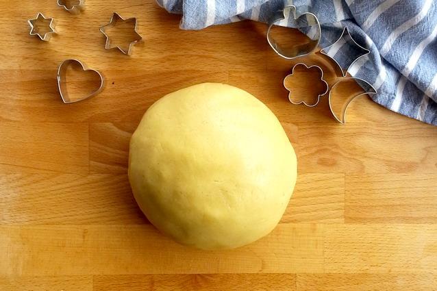 Ricetta di pasta frolla friabile