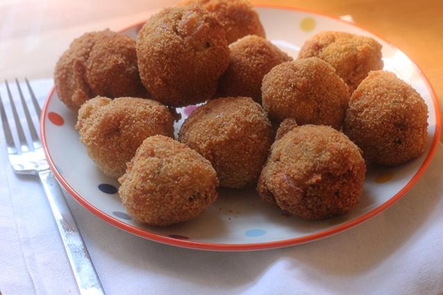 Polpette di pane la ricetta del piatto povero for Ricette di cucina