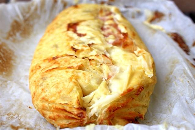Rotolo di patate al forno la ricetta di un piatto unico for Ricette con patate