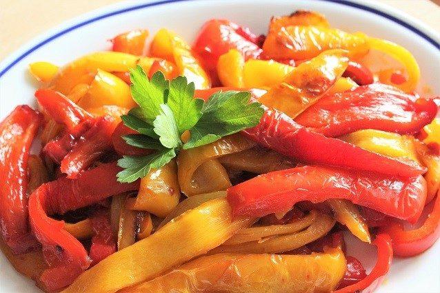 Peperoni in agrodolce la ricetta siciliana e le varianti for Cucinare cetrioli
