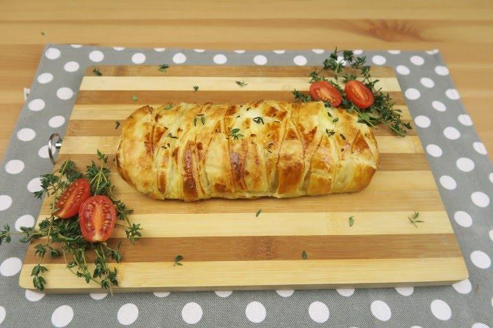 Salmone in crosta di pasta sfoglia la ricetta per farlo - Cucina fanpage ricette ...
