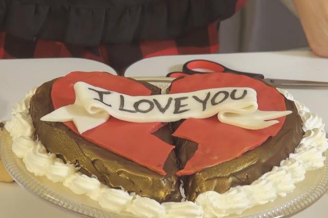Torta Di San Valentino La Ricetta Semplice Per Preparare Un Dolce