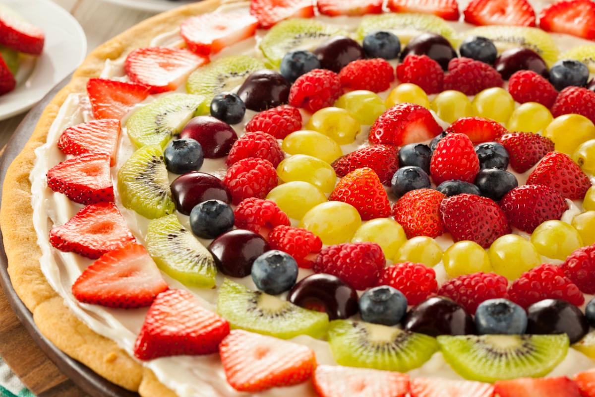 Crostata facile di frutta