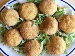 Polpette di patate e formaggio: la ricetta al forno