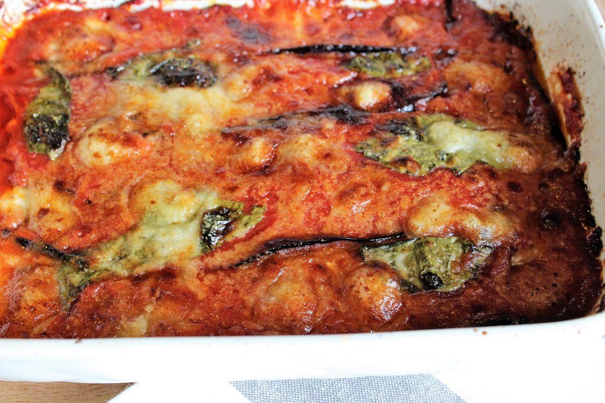 Parmigiana di melanzane una variazione gustosa ed originale for Melanzane ricette