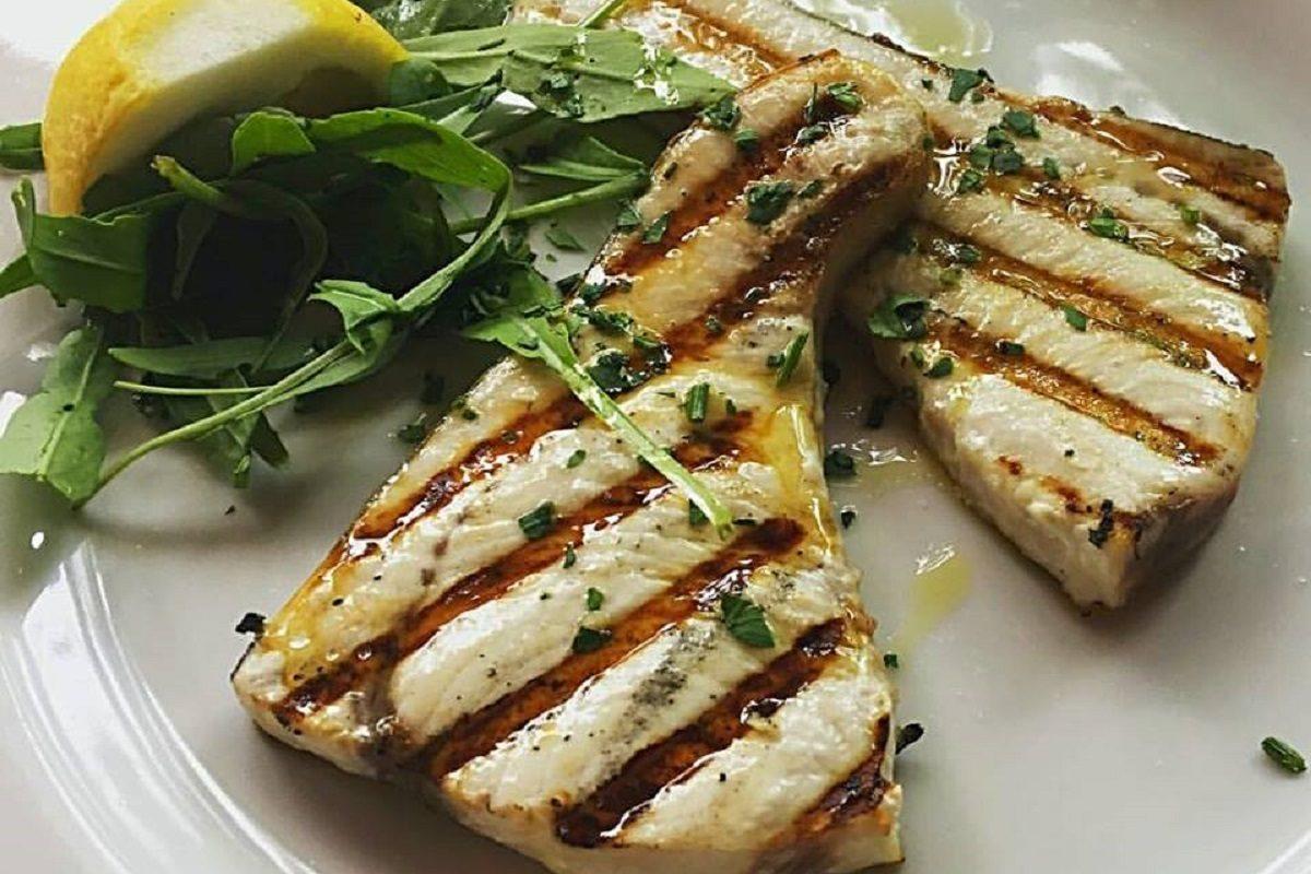 Pesce Spada Alla Piastra La Ricetta Del Secondo Piatto Leggero E