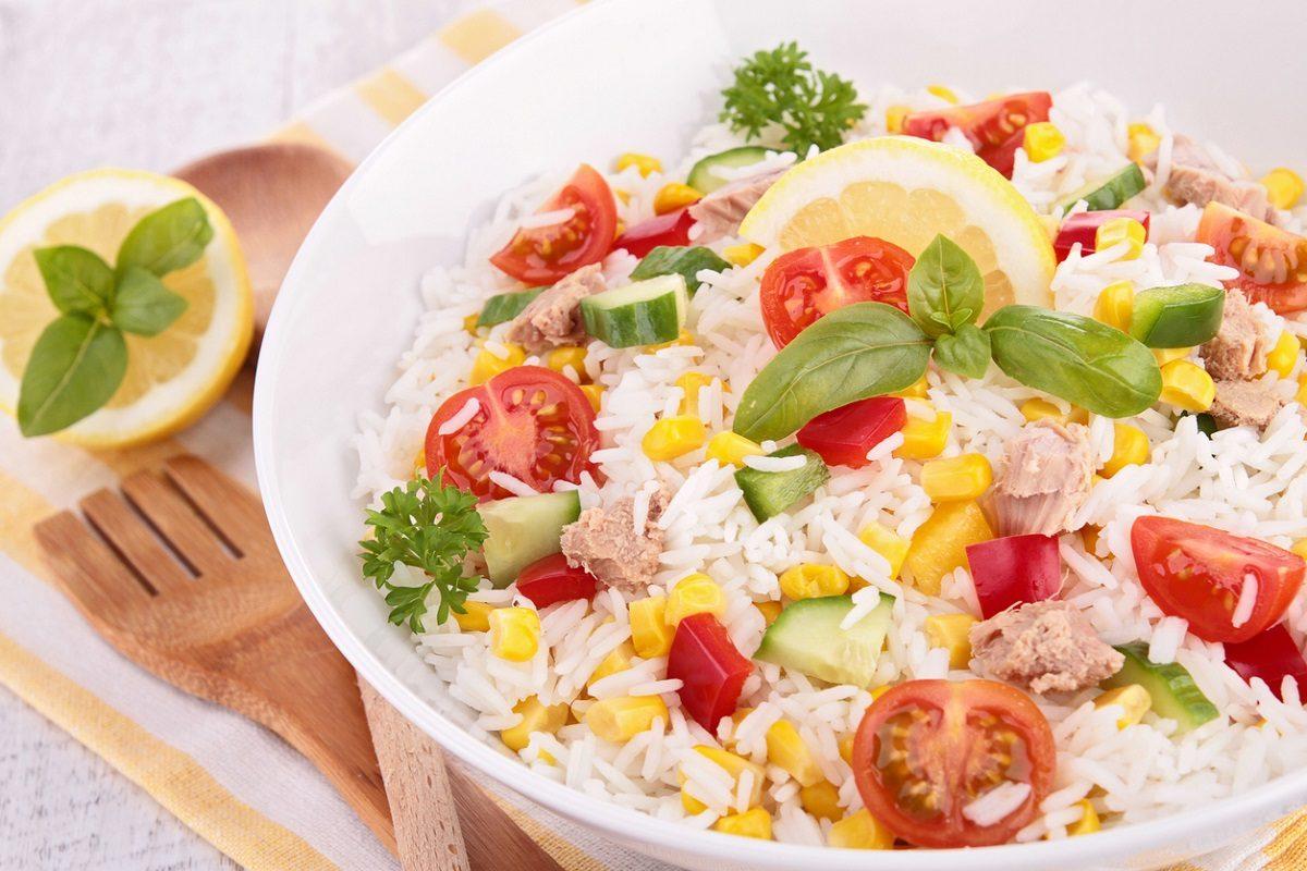 5 alternative fresche e originali per fare l 39 insalata di riso for Ricette primi piatti originali