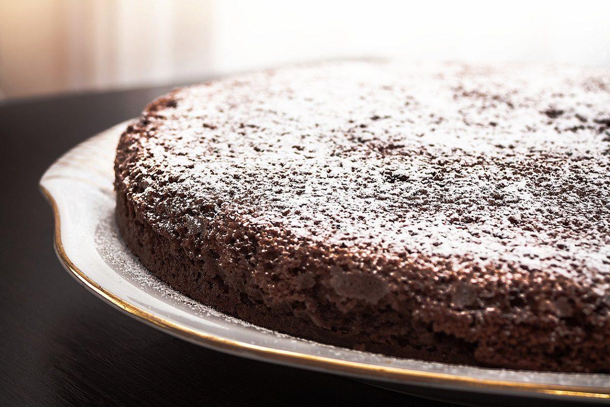 Amato Come fare una torta a forma di barattolo di Nutella HK76