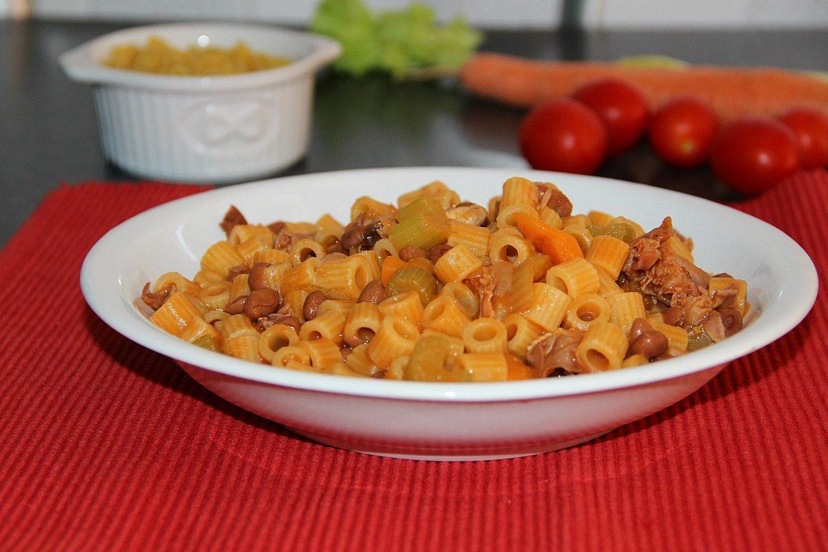 Pasta e fagioli la ricetta di un classico della cucina italiana