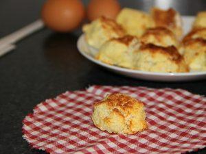 Biscotti al cocco: la ricetta facile da preparare