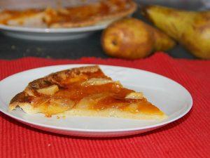 Crostata di pere: la ricetta del dolce morbido
