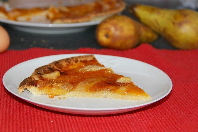 Torta di pere ricetta classica