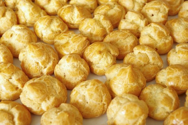 Pasta choux la ricetta per preparare la pasta bign leggera e delicata - Cucina fan page ...
