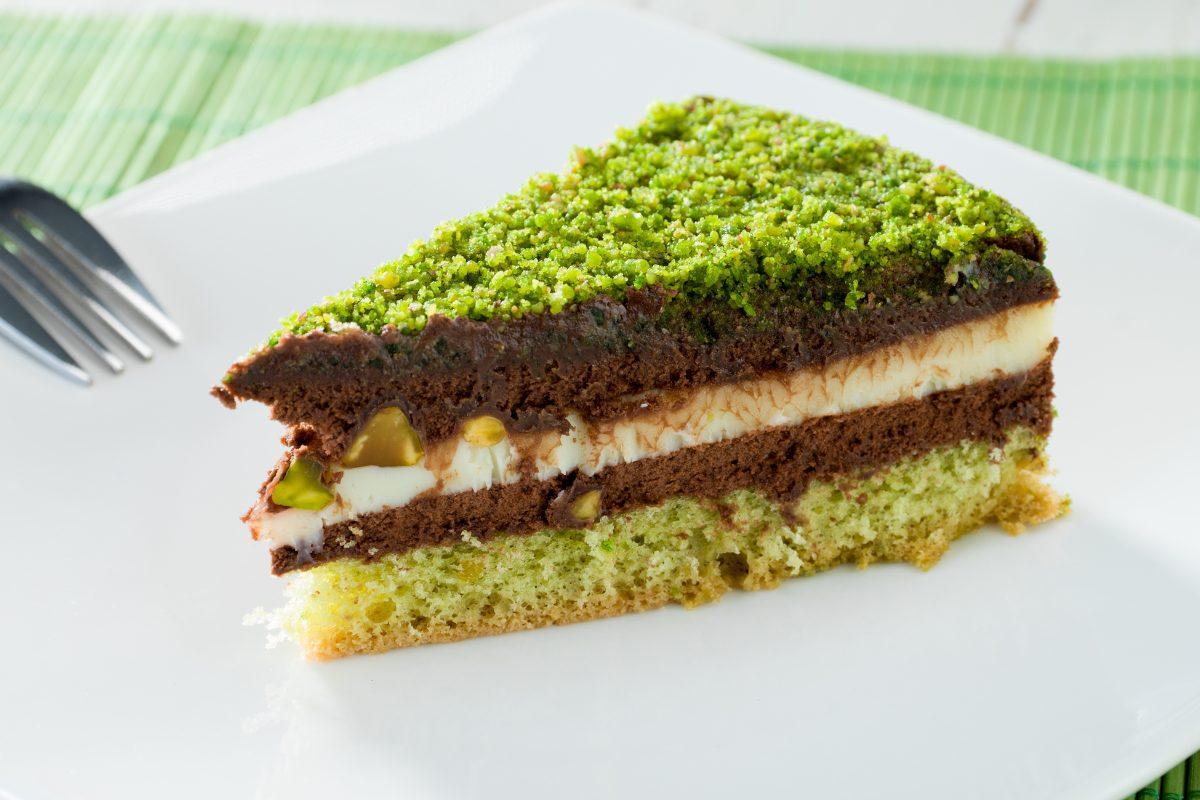 Molto Torta al pistacchio la ricetta del dolce irresistibile per le feste BP01