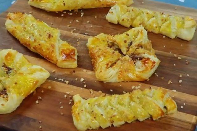 Pasta sfoglia ricette dolci e veloci ricette popolari for Ricette italiane veloci