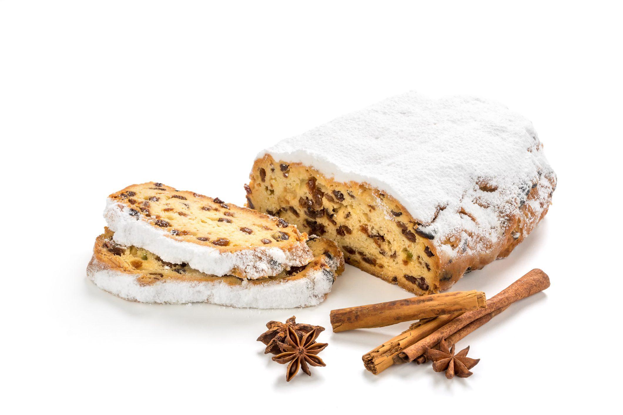 Stollen: la ricetta originale del dolce di Natale tedesco