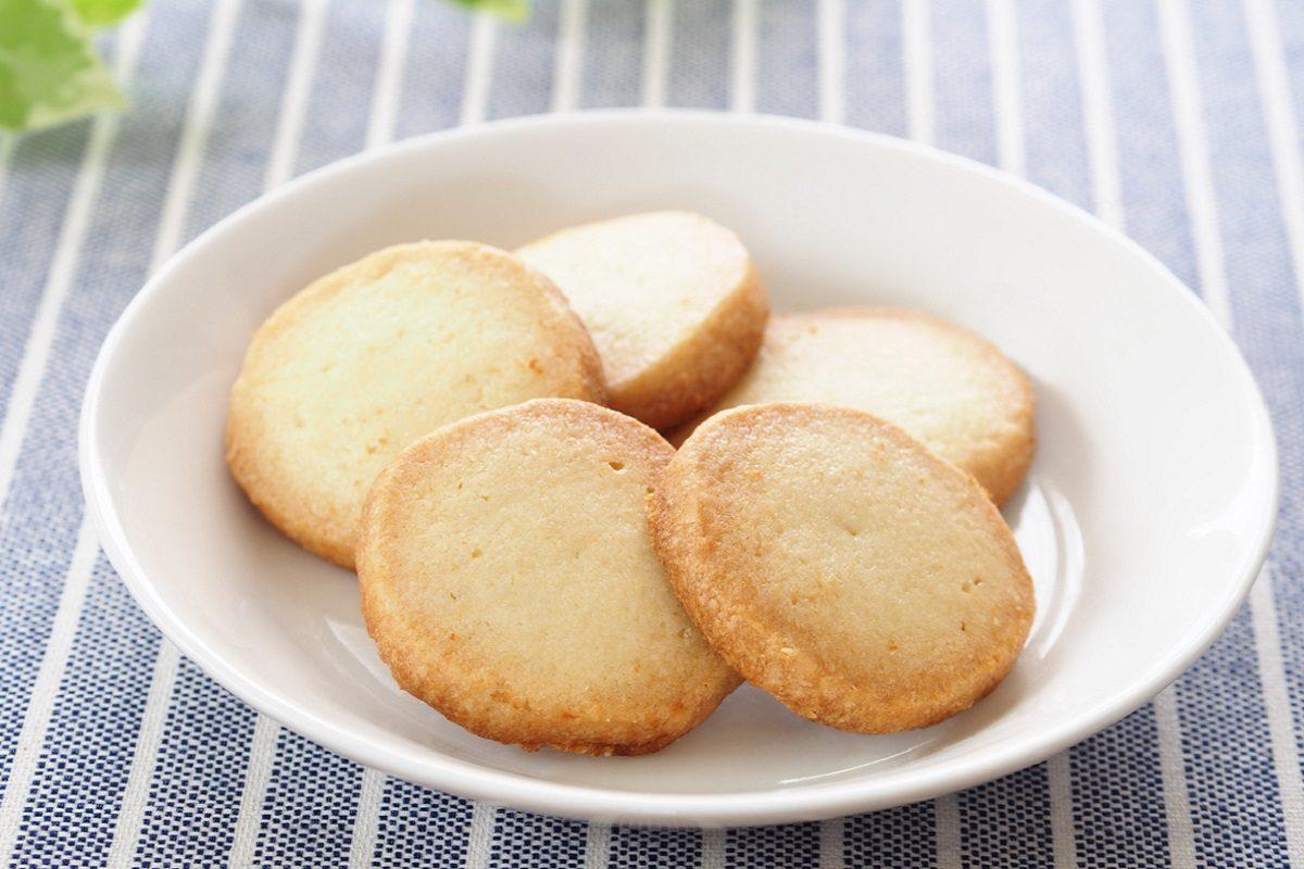Biscotti Classici Di Natale.Frollini Classici La Ricetta Dei Biscotti Fatti In Casa Semplici E