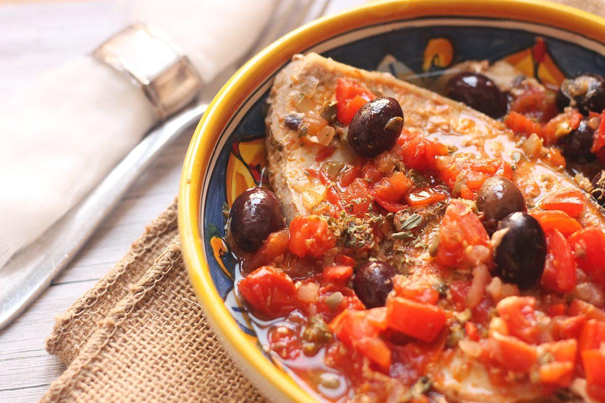 Pesce Spada Alla Siciliana La Ricetta Alla Ghiotta