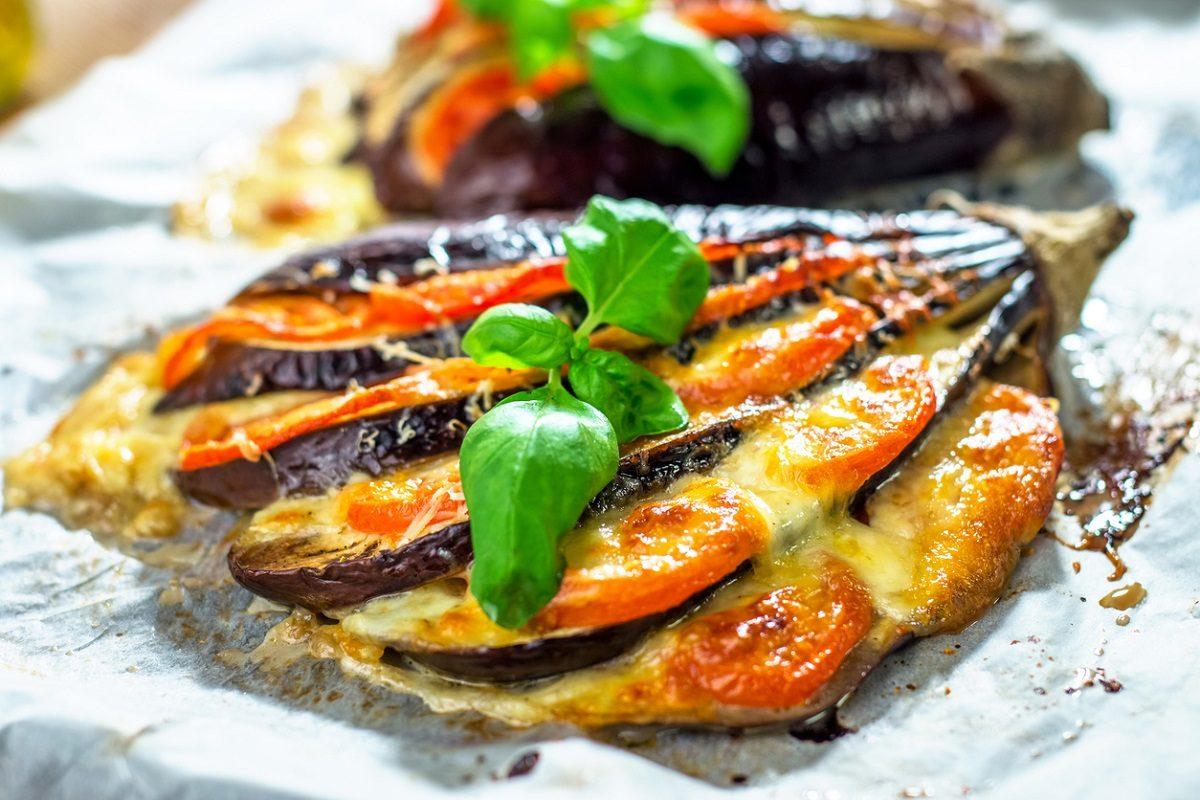 Rotolo di melanzane farcito un contorno saporito e veloce for Melanzane ricette