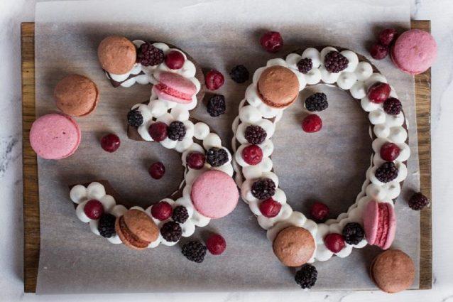 Number cake la ricetta della torta di compleanno scenografica for Idee per torta di compleanno