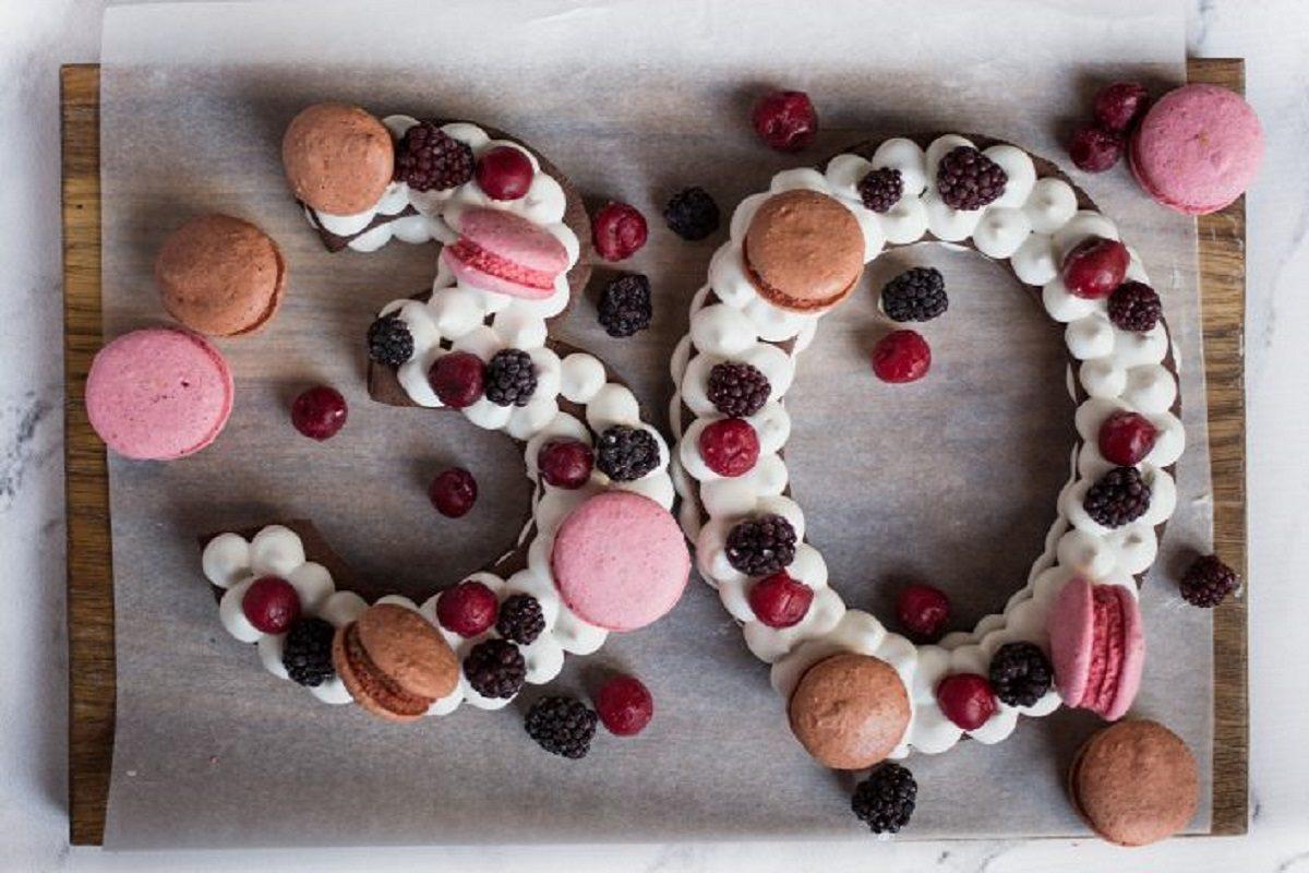 Number Cake La Ricetta Della Torta Di Compleanno Scenografica