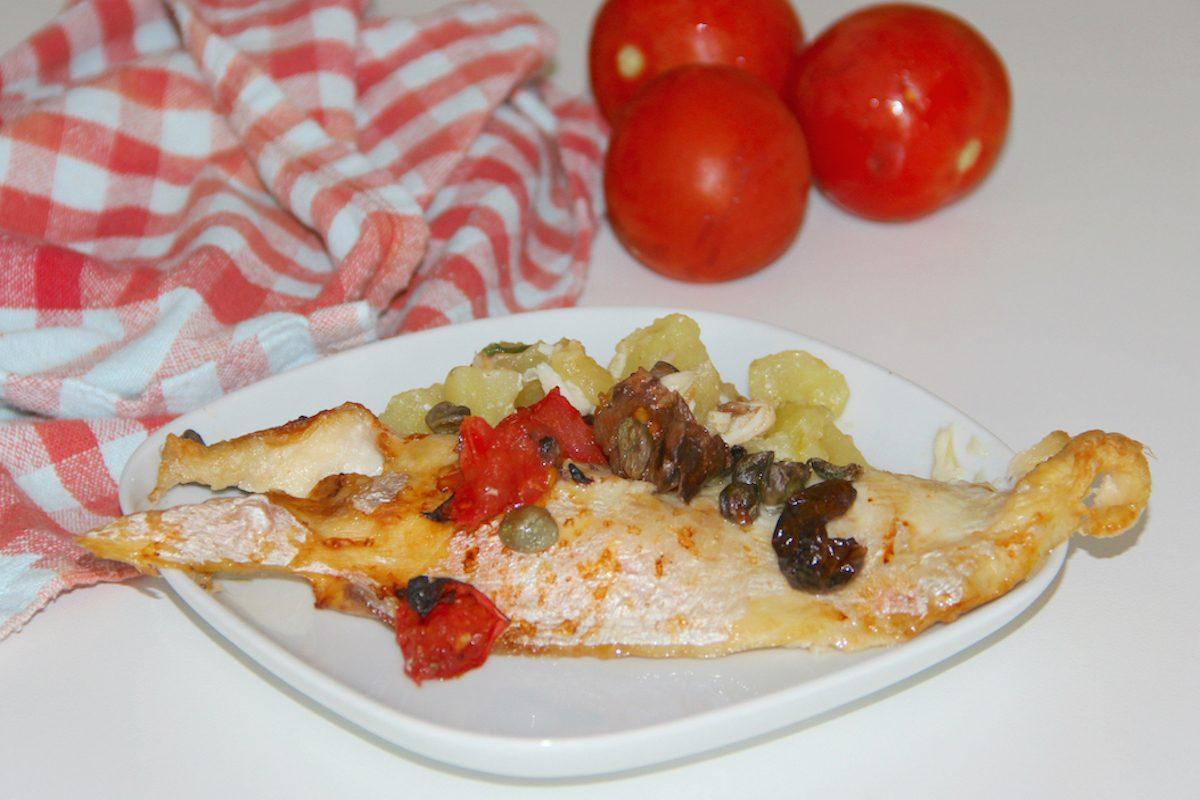 Pesce Persico Alla Genovese La Ricetta Leggera E Saporita