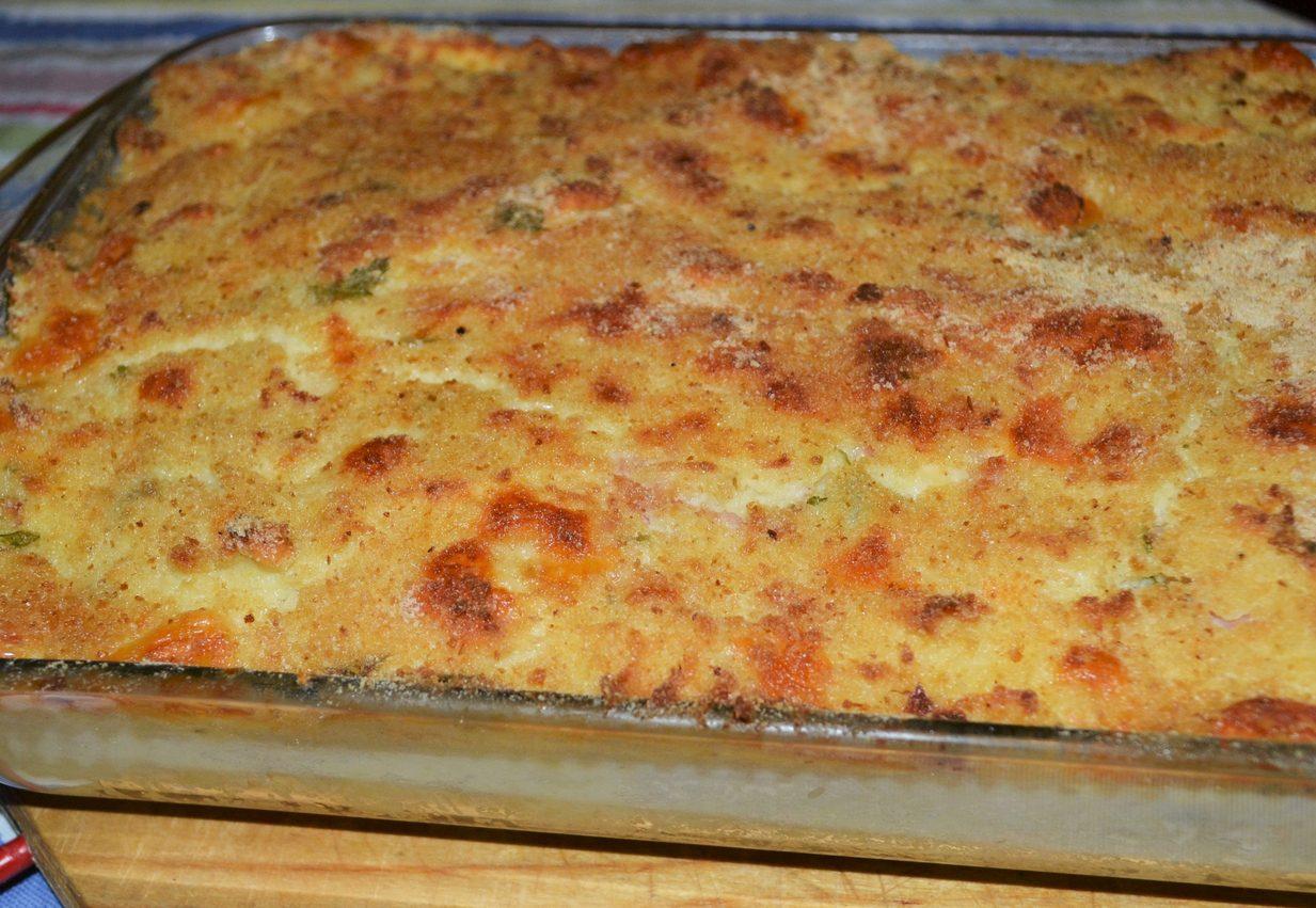 Pitta di patate la ricetta del piatto classico della for Piatto della cucina povera