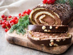 Tronchetto Di Natale Cucchiaio D Argento.Montblanc La Ricetta Originale Del Dolce Alle Castagne
