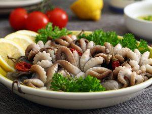 Moscardini e patate la ricetta del secondo piatto for Cucinare moscardini
