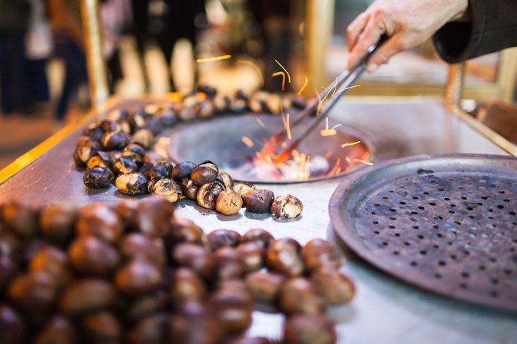 castagne, le migliori sagre autunnali