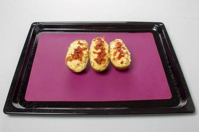 cheese potato bacon