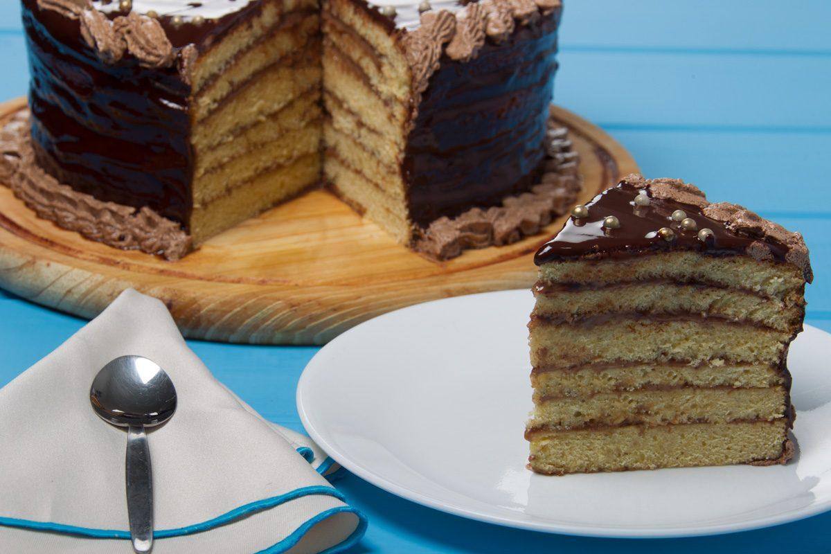 Doberge Cake Cookist