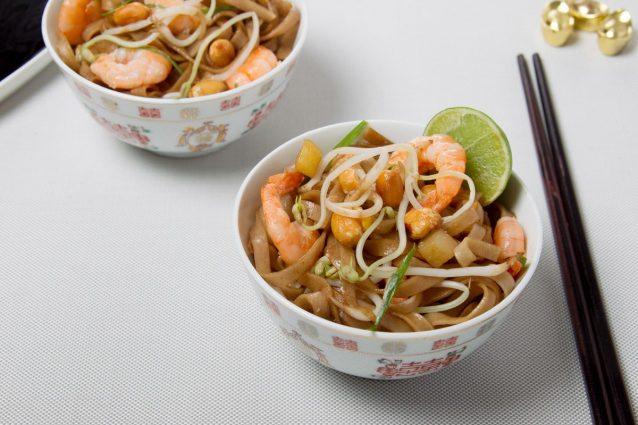 pad thai kcal