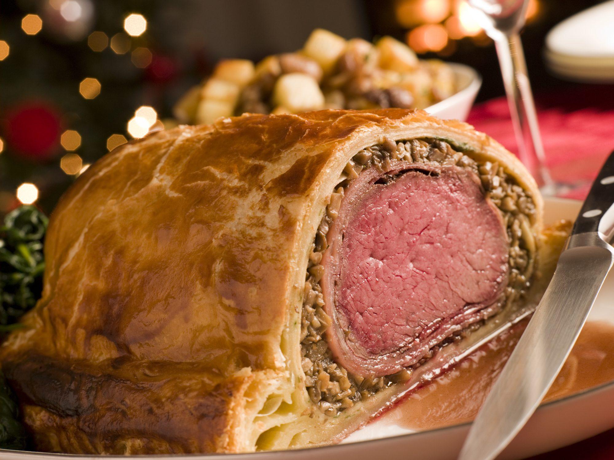 Meatloaf wellington | Cookist