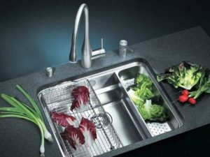 Never throw these foods into the kitchen sink to avoid clogging the plumbing