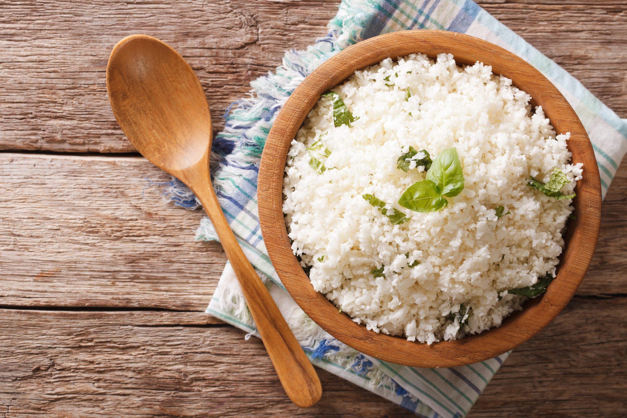 cauliflower-rice