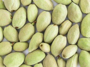 green-almonds