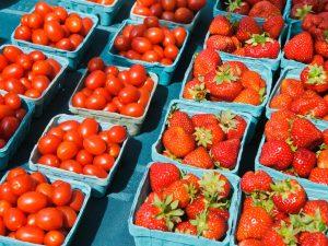 tomato-strawberry