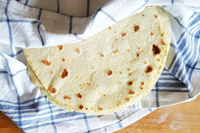 Homemade Corn Tortillas The Traditional Recipe