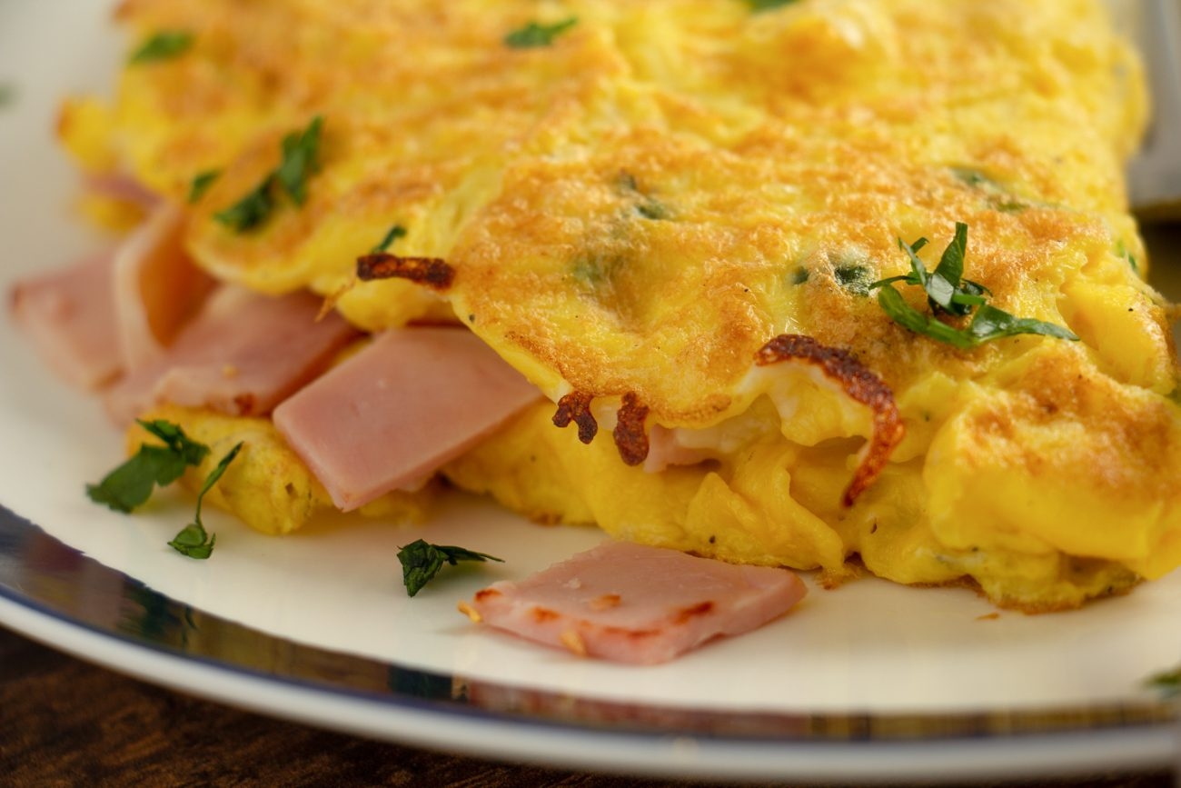 Basic Easy Omelette Recipe: the perfect vehicle for ...