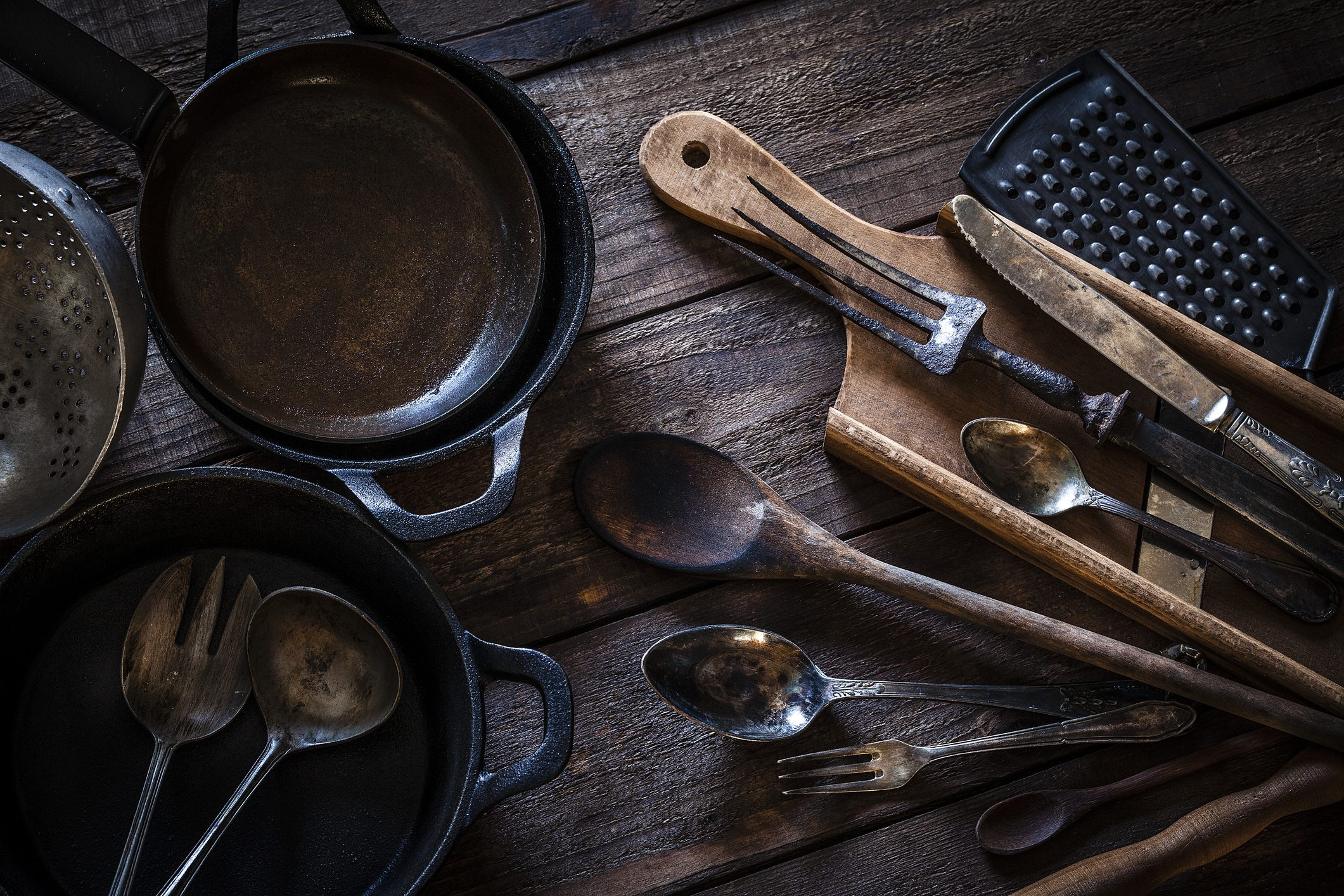 Old Kitchen Utensils How To Reuse Them Thanks To Creative