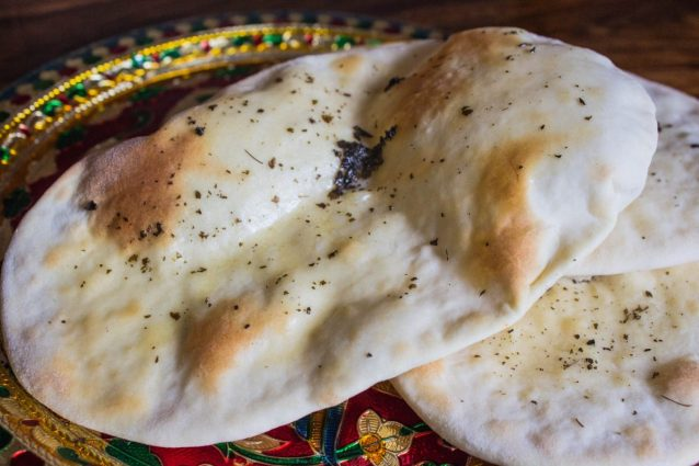 Naan Bread The Delicious Bread Recipe From India