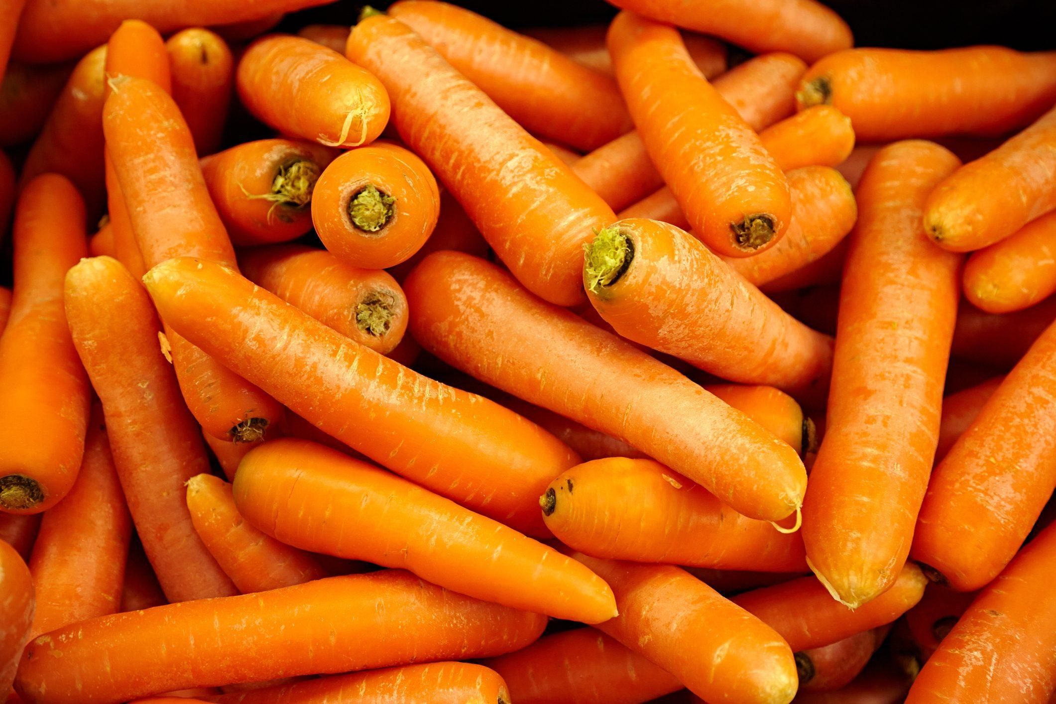 Интересные картинки моркови