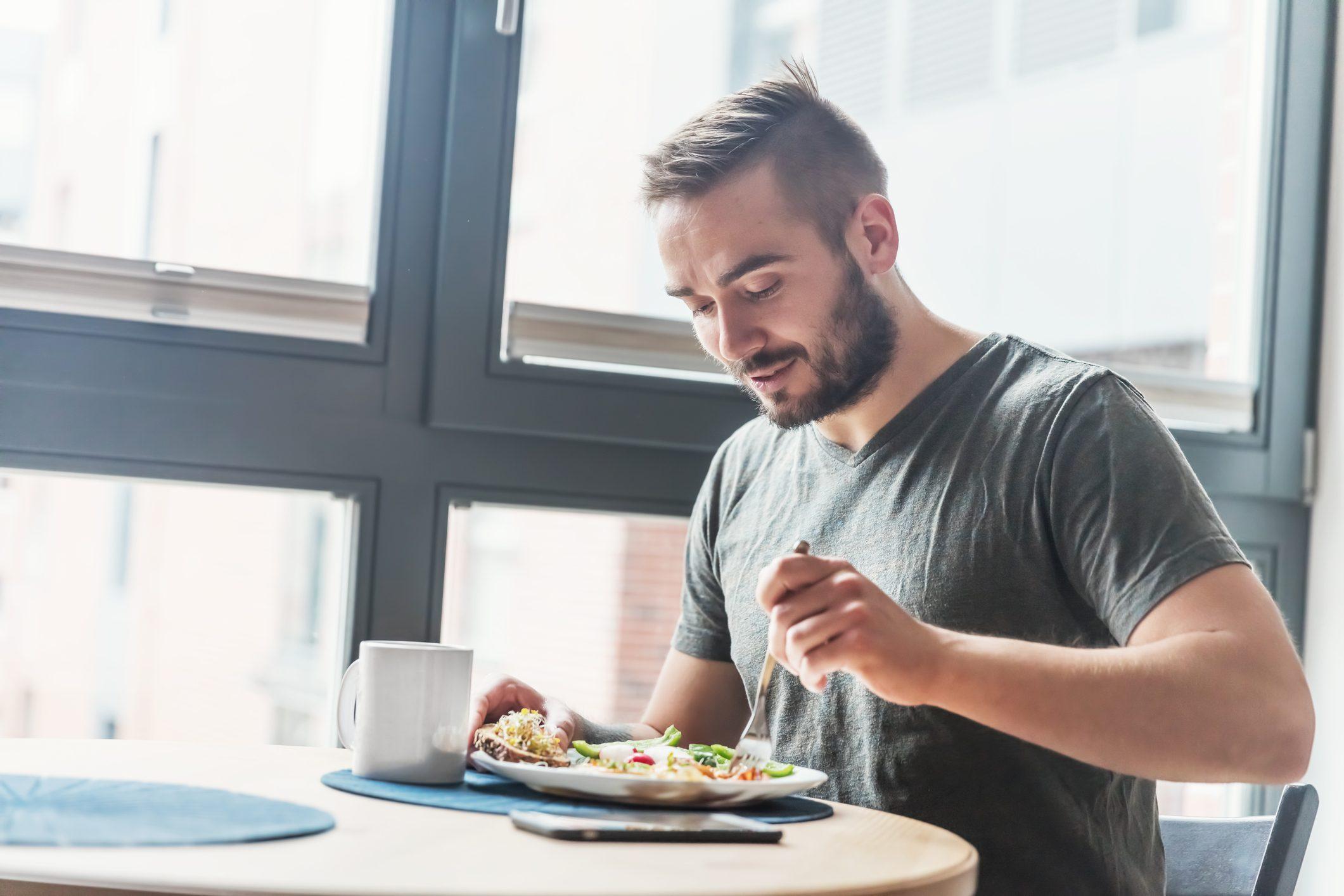 Сильная мужская диета