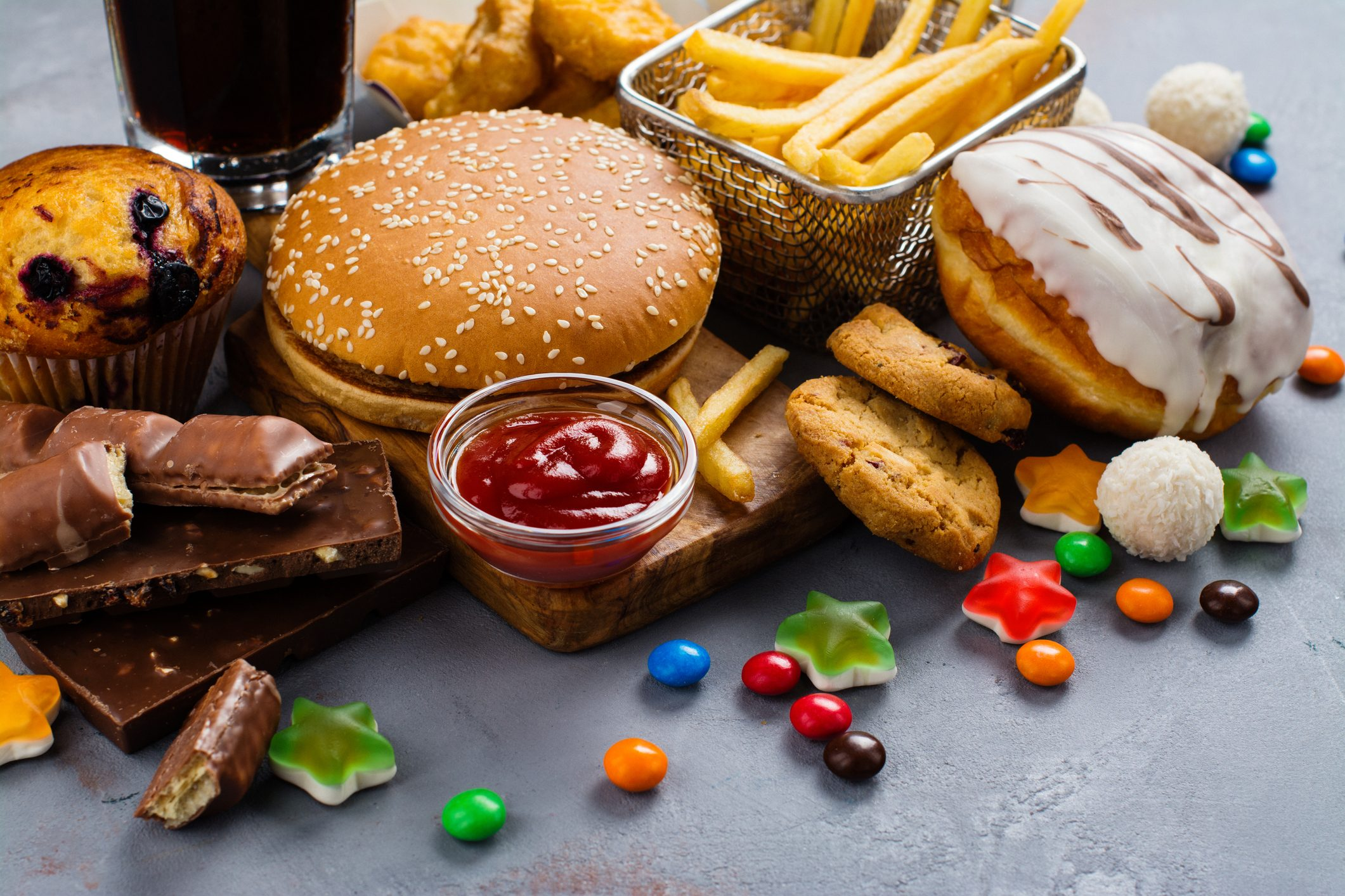 10 highly fattening foods | Cookist.com
