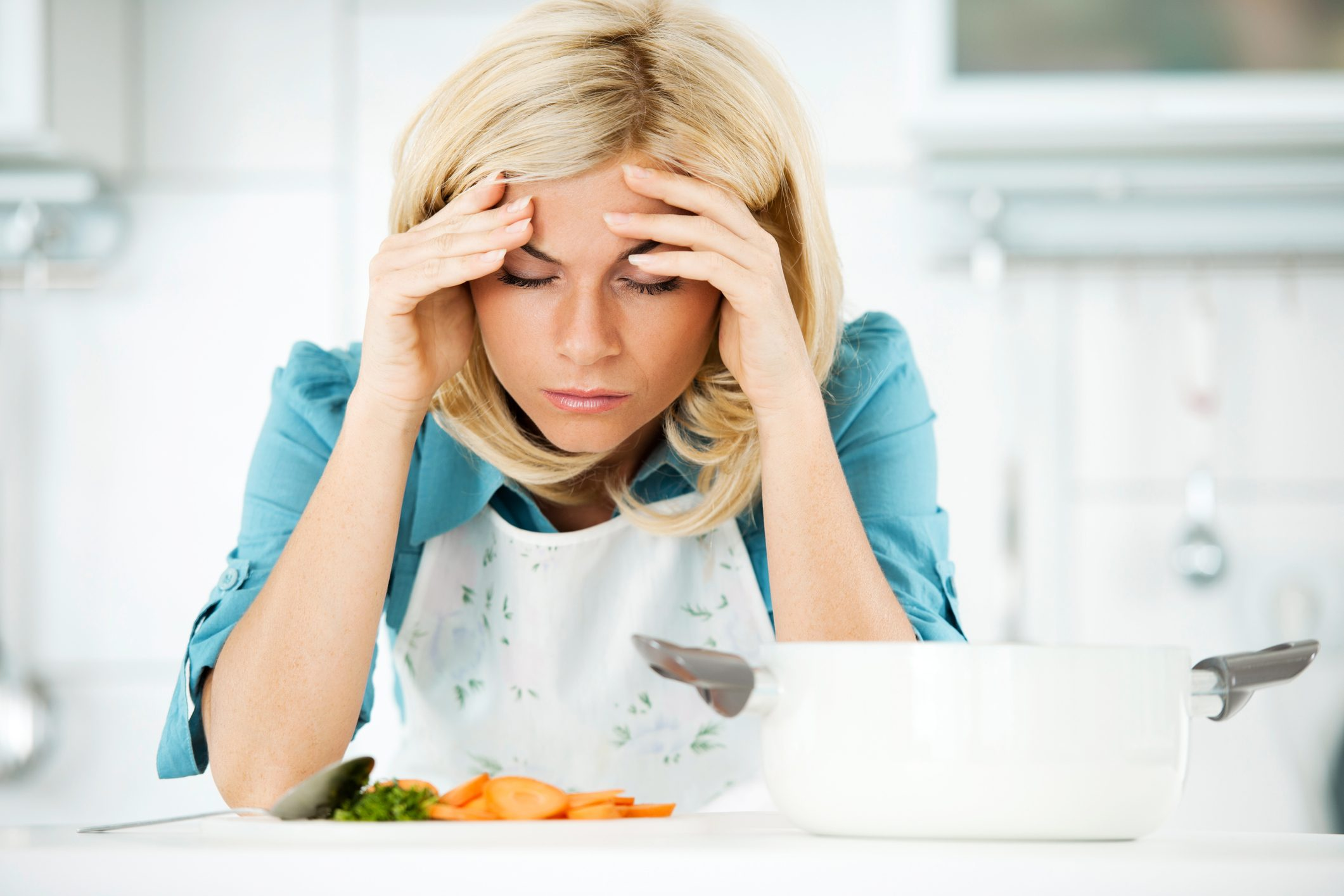диета болит голова